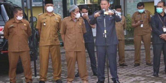 """Reje dan Kepala Dusun """" Jangan Bermain Data Miskin """""""
