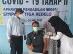 Tim Satgas Covid Bener Meriah Fasilitasi Vaksinasi Dosis Ke-2