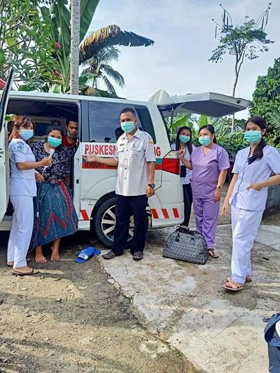 Pelayanan Ambulance 24 Jam Di Nias Barat, Masyarakat Berterima Kasih