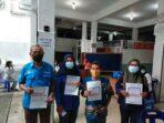 PWI Apresiasi RS Tiara Vaksinasi Covid 19 di Pematangsiantar