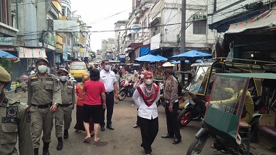 Pemko Binjai Benahi Parkir dan Pedagang Kaki Lima