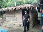 Bupati Nias Barat Survei Rumah Tidak Layak Huni Di Desa Bukit Tinggi