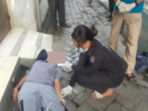 Warga Binjai Dibuat Geger, Tukang Kusuk Keliling Ditemukan Tergeletak