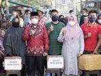 Pemko Tanjung Balai Berikan Bantuan Kepada Korban Kebakaran Di Tiga Lokasi