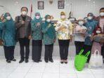 Sebanyak 60 Peserta Didik di Asahan Terima Bantuan dari BK3S Provsu