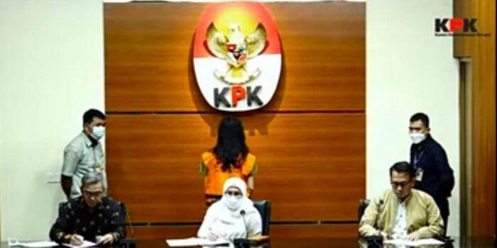 KPK Tahan Tersangka Kasus Korupsi Tanah di Munjul Cipayung Jakarta Timur