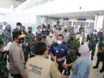 Pengecekan Prokes Sesuai SOP di Bandara Juanda Tak Pernah Longgar