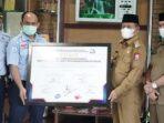 Kantor Stasiun KIPM Tanjung Balai - Asahan Menuju WBK dan WBBM