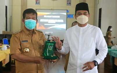 Anggota DPRD Sumut Asal Dapil X Kunker di Kabupaten Simalungun