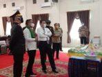 Polres Pelalawan Rayakan Hari Bhayangkara Ke - 75 Secara Daring dan Virtual