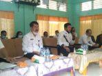 Bupati Nias Barat Monitoring dan Evaluasi 3 Desa Di kecamatan Mandrehe Utara
