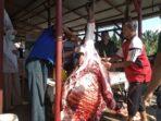 Relatif Stabil, Harga Daging Meugang di Abdya Capai Rp200 Ribu/Kg