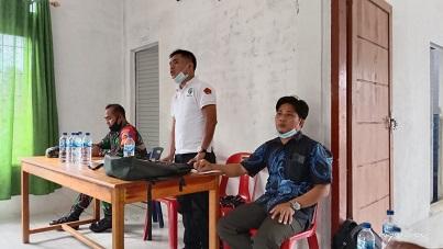 Pemdes Tarahoso Laksanakan Rapat Pembentukan Kepanitiaan Pengisian Calon Anggota BPD
