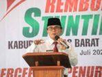 Sekda Buka Rembuk Stunting Kabupaten Nias Barat