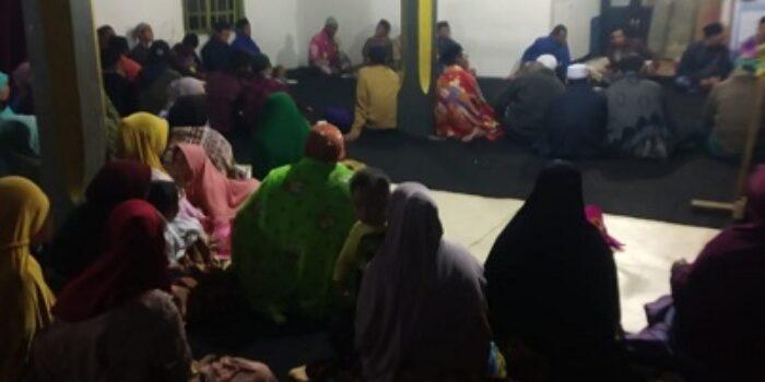 Terkait Keputusan Pemerintah Aceh, Masyarakat Kampung Rikit Musara Tolak Relokasi