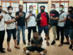 Residivis, ASN Satpol PP Asahan Ditembak Polisi