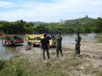 Penuhi Material Sirtu Dalam Pra TMMD, Dandim Subulussalam Cek ke Sungai