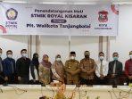 Pemko Tanjung Balai Jalin Kerja sama Dengan STMIK Royal Kisaran