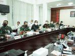 Satgas Covid-19 Rapat Perkembangan Covid-19 di Kabupaten Asahan