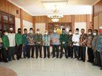 PD Al-Jam'iyatul Washliyah Silaturahmi dengan Bupati Asahan