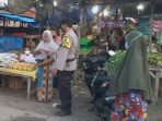 Polsek Bandar Pulau Gelar Operasi Yustisi Penegakan Prokes
