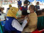 BI Lhokseumawe Gelar Vaksinasi Massal dan Pembagian Bansos