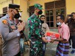 Penderita Kusta di Aceh Utara Dapat Bantuan Sembako