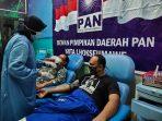 PAN Lhokseumawe Gelar Kegiatan Donor Darah