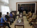 Bupati Asahan Minta PC PMII Dukung Visi Misi Pemkab Asahan