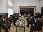 Bupati Asahan Terima Audiensi LADN Tabagsel Kabupaten Asahan