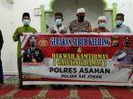 Polres Asahan Bangun Kultur AKB Melalui Gasuling Damas